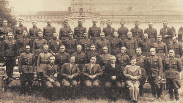 Szkoła Leśna w Zagórzu::Rok 1937